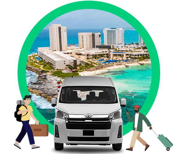 Cancun Airport Transportation Trip