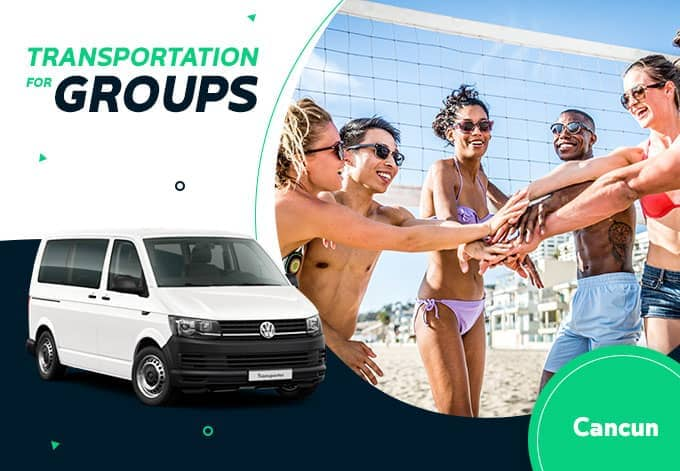 Transfer service for groups