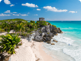 Cancun Airport Transportation to Tulum1