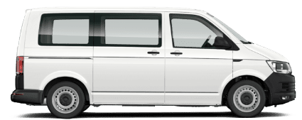 Cancun Airport Transportation Passenger Van